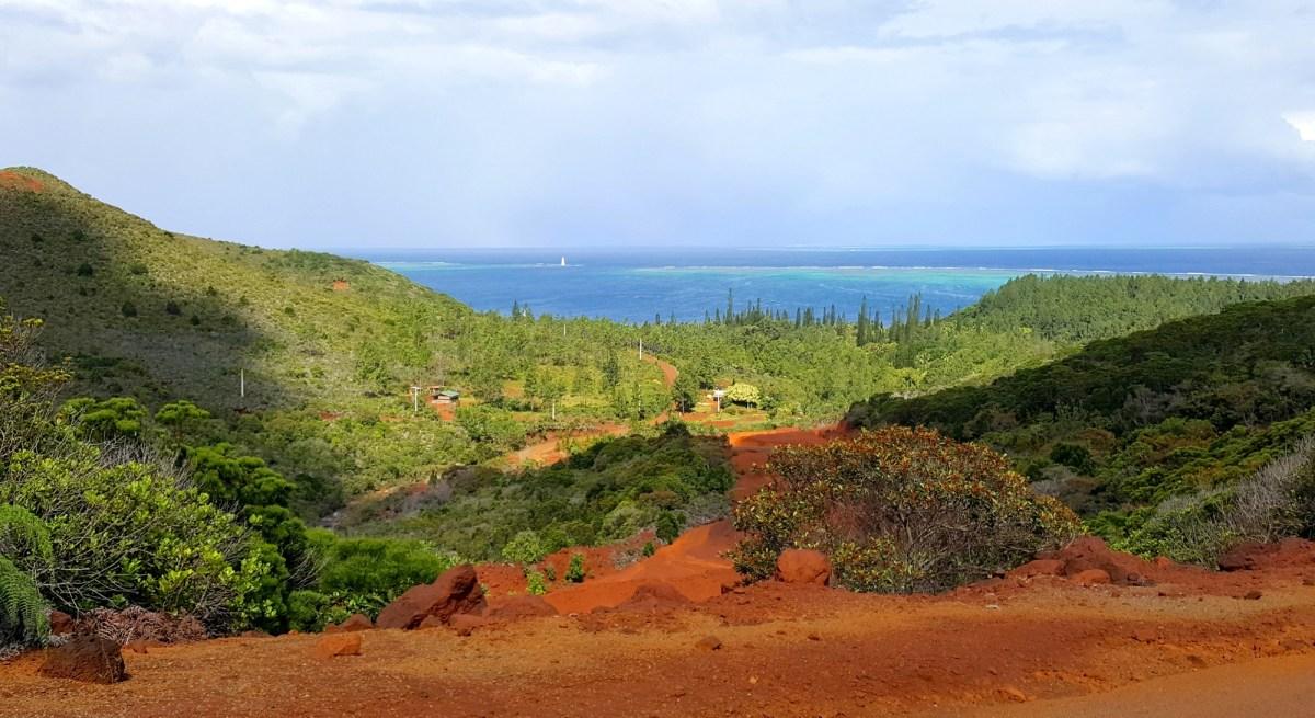 Roadtrip en Nouvelle Calédonie : le sud de la Grande Terre