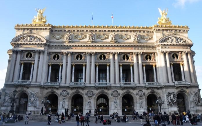 Paris - opéra Garnier