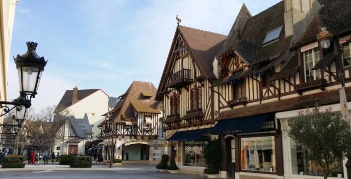 Deauville et ses boutiques de luxe