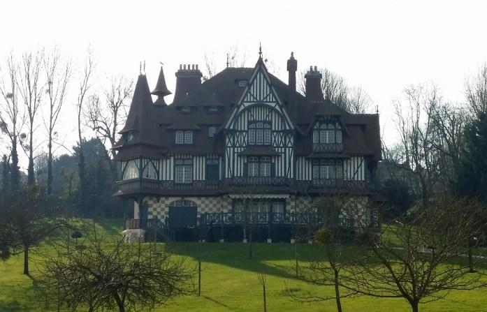 Deauville - la villa Strassburger
