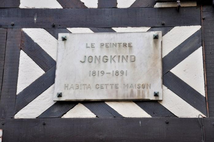 Jongkind et les impressionnistes à Honfleur