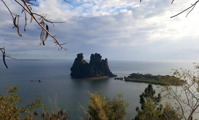 La poule de Hienghène en Nouvelle Calédonie