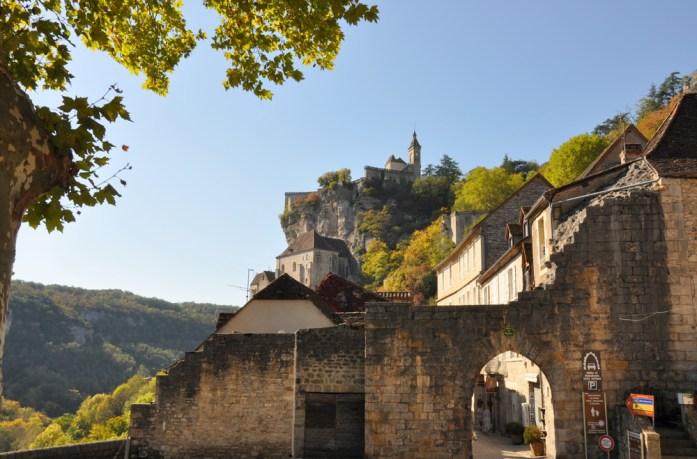 Porte FIguier à Rocamadour