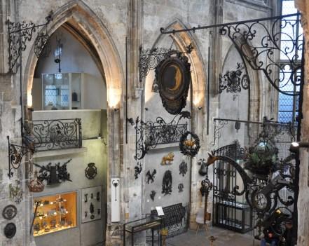 Un week-end à Rouen : musée Le Secq des Tournelles