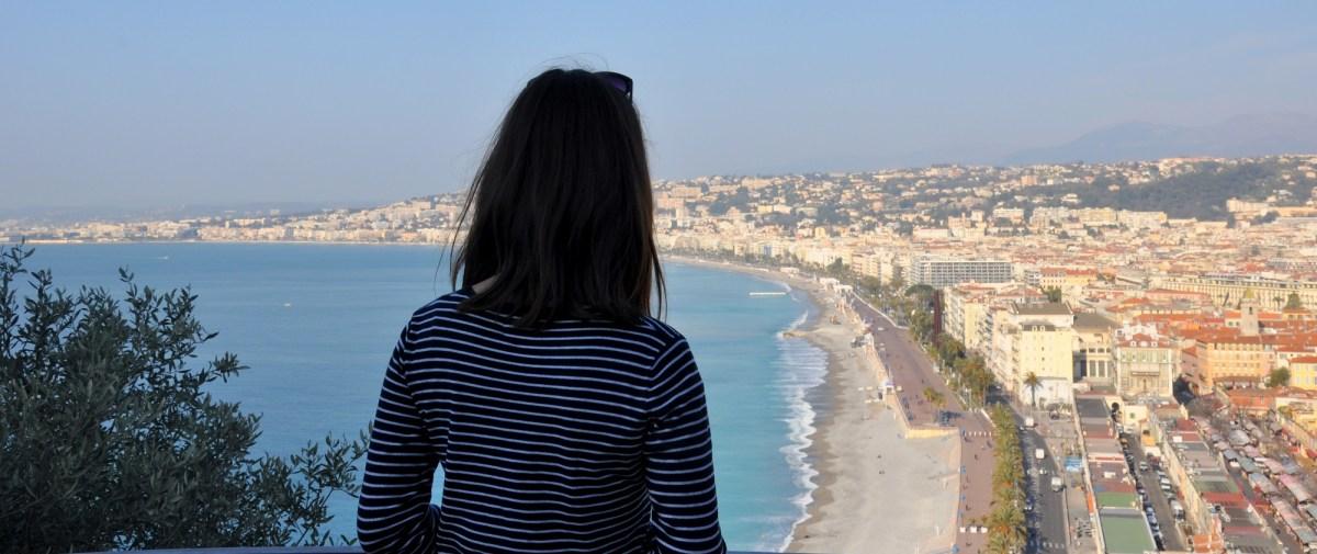 Visiter Nice en un week-end - la Marinière en Voyage
