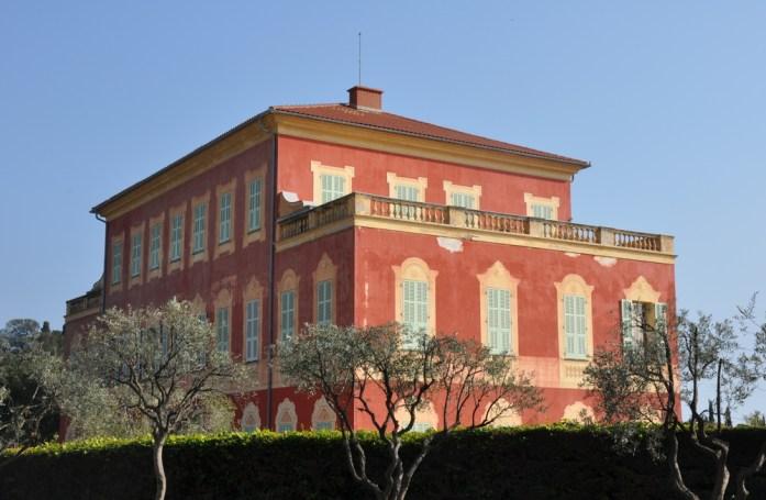 Visiter Nice en un week-end - le musée Matisse