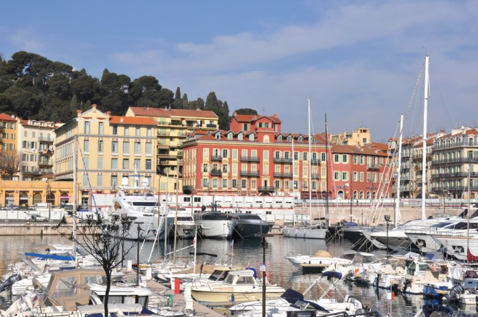 Visiter Nice en un week-end : le port