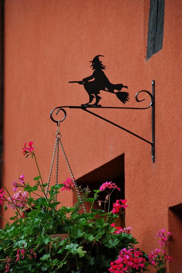 Découvrir Eguisheim en Alsace - décoration