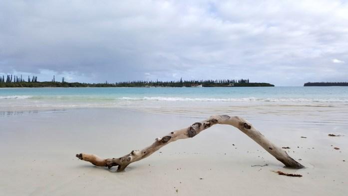 Les îles de Nouvelle Calédonie - baie de Kuto