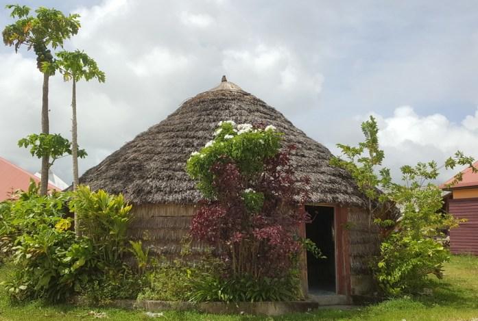 Îles de Nouvelle Calédonie - case traditionnelle