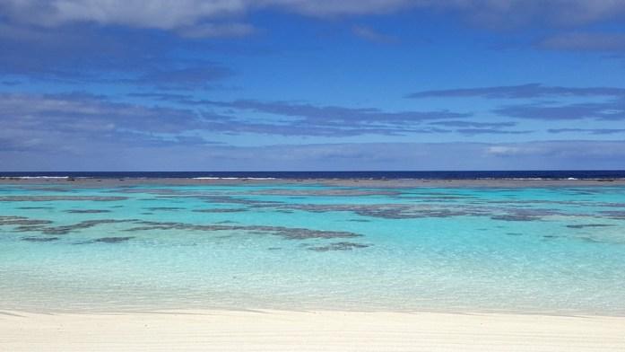 Îles de Nouvelle Calédonie - plage de Yejélé à Maré