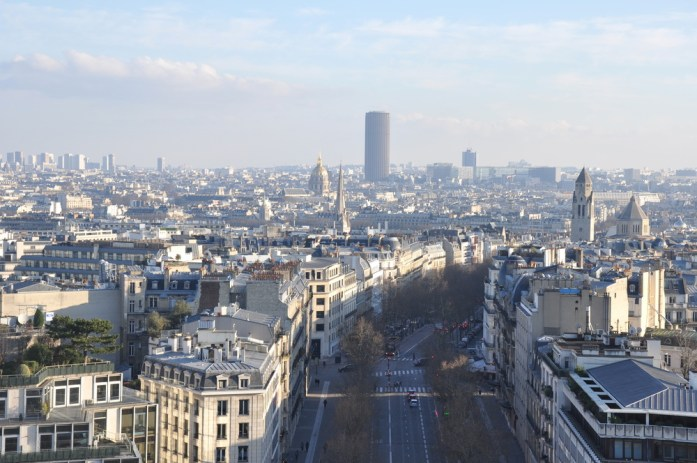 Paris en records - tour Montparnasse