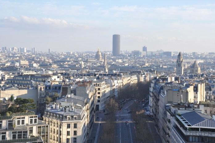 Paris en records - tour Montparnasse