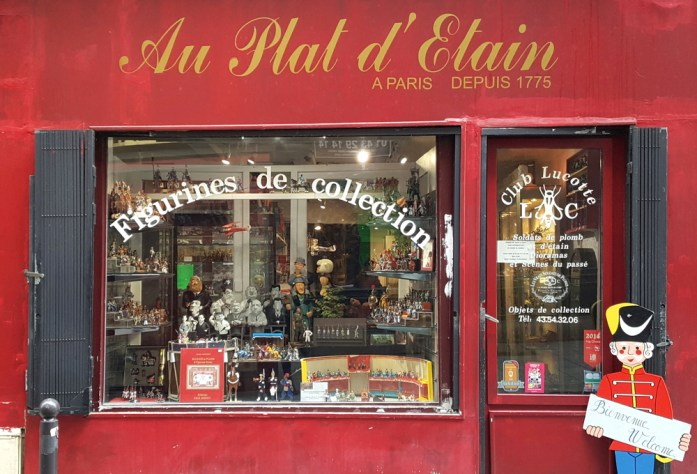 Paris en records - plus ancien magasin
