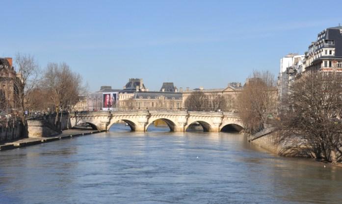 Paris en records - plus vieux pont