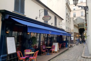Paris en records - plus ancien café