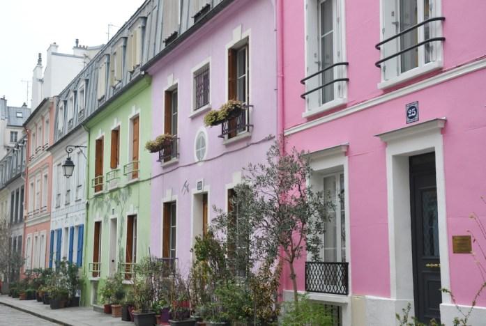 Paris en records - rue de crémieux