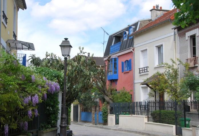 Paris au vert - Campagne à Paris