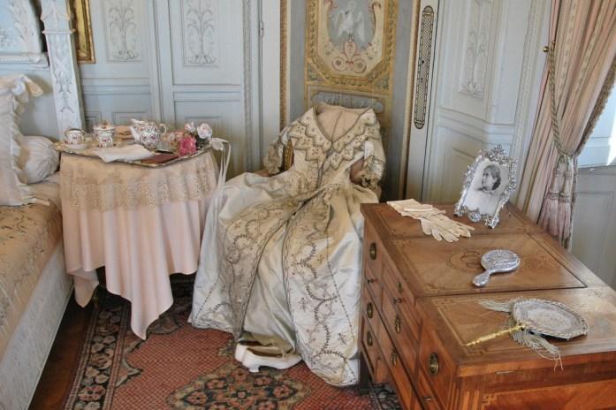 Cap Ferrat - intérieur de la villa Ephrussi de Rothschild