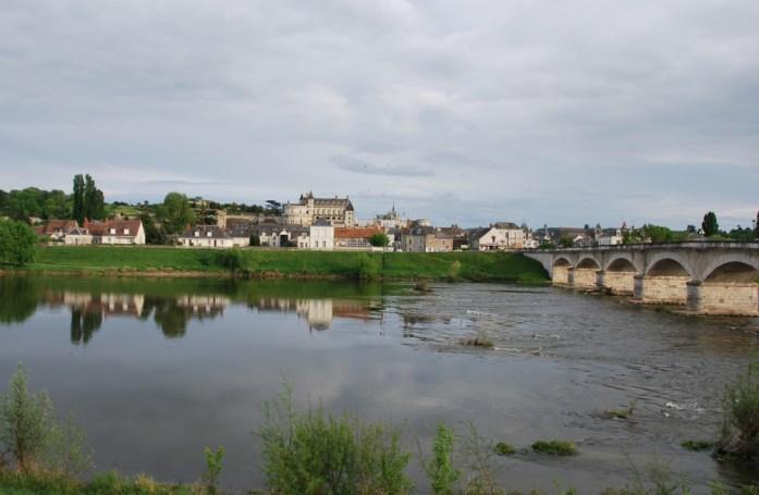 La Loire à vélo - Amboise