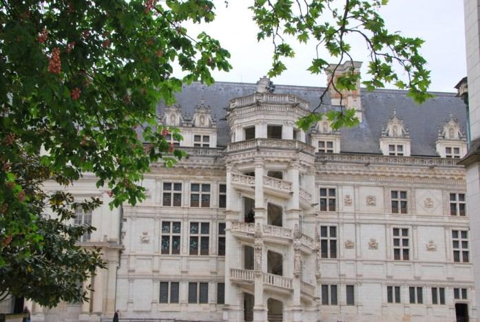 Château de Blois - aile Renaissance