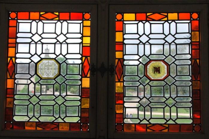 Château de Chambord - vitraux