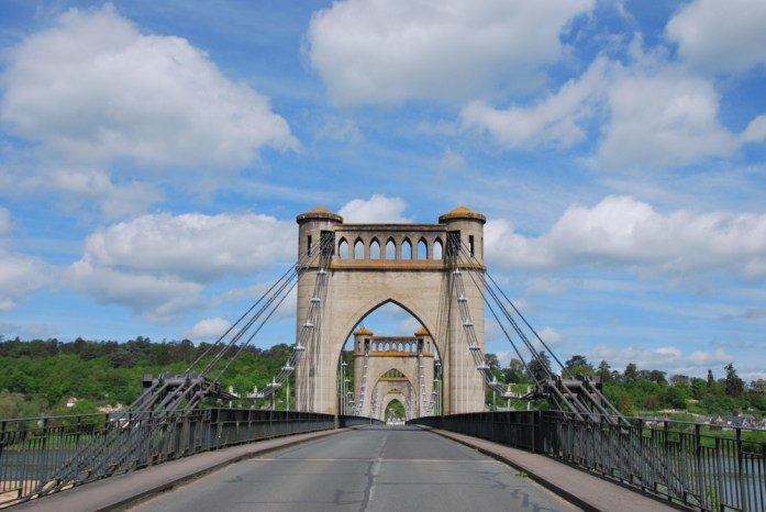 La Loire à vélo - Langeais