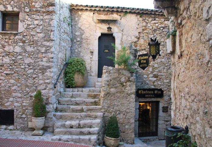 Visiter les alentours de Nice - Eze village