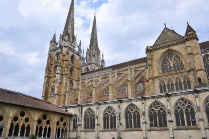 Bayonne en 1 jour - cathédrale Sainte Marie