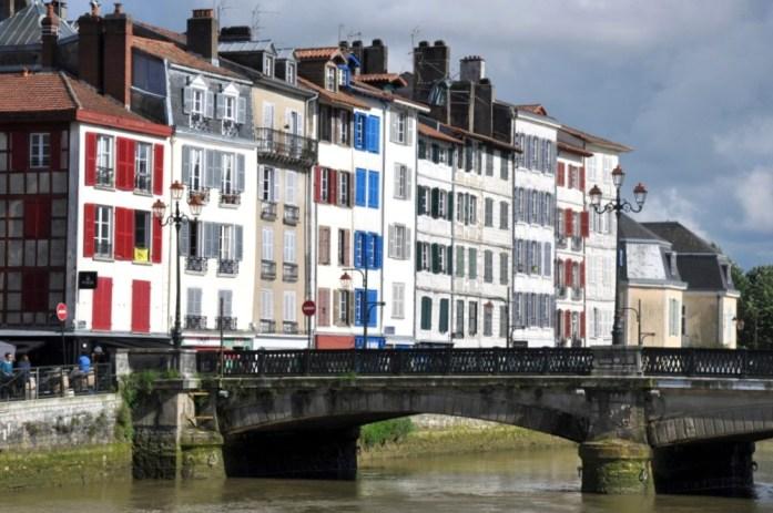 Bayonne en 1 jour - pont sur la Nive
