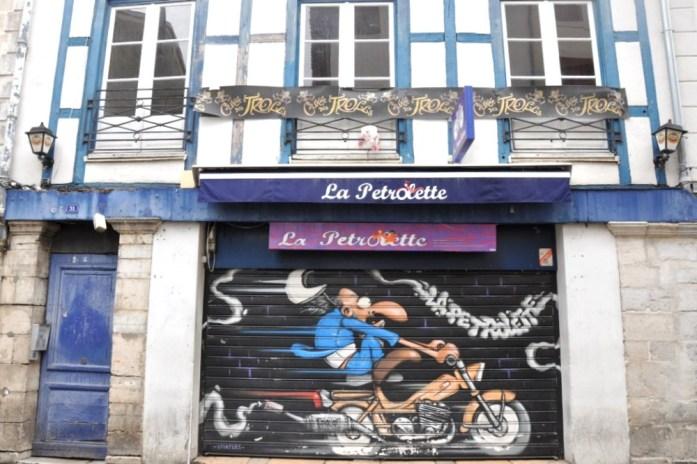 Bayonne en 1 jour - façade