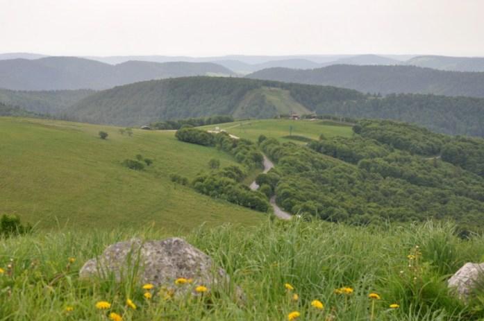 Du Haut Koenigsbourg à la route des Crêtes - Hohneck