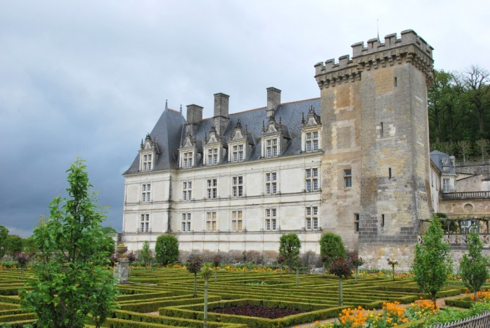 Château de Villandry - le donjon