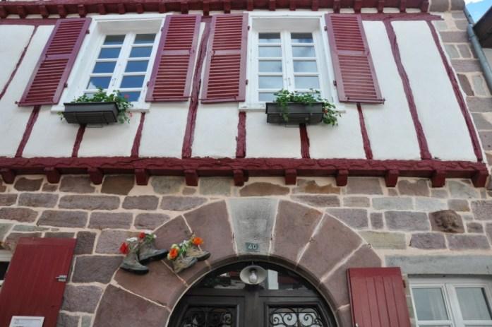 La Marinière en Voyage - maison de Saint Jean-Pied-de-Port