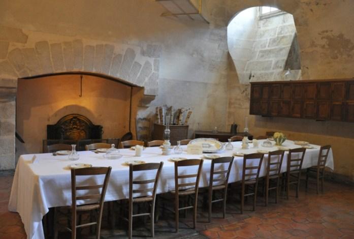La Marinière en Voyage - Cuisine de Vaux le Vicomte
