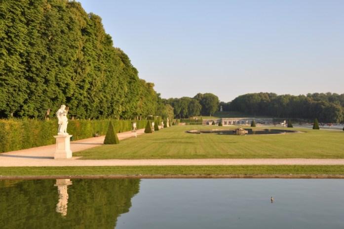 La Marinière en Voyage - Parc de Vaux le Vicomte
