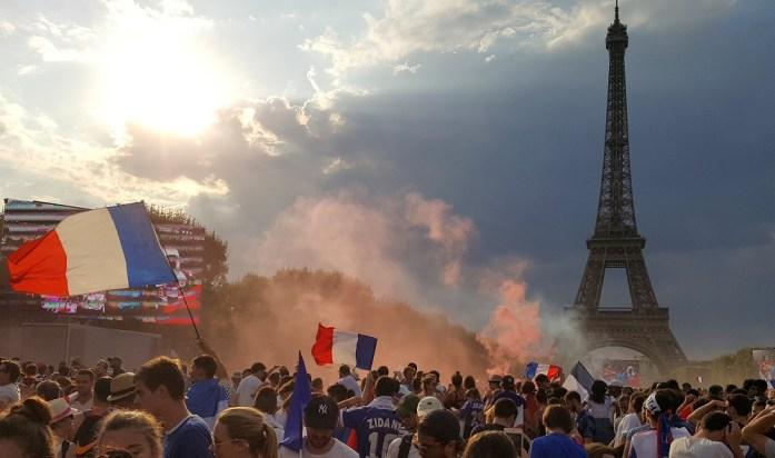 La Marinière en Voyage - coupe du monde 2018