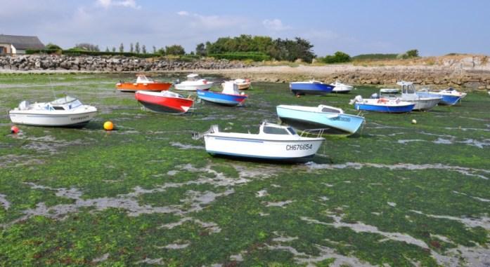La Marinière en Voyage - port de Gatteville
