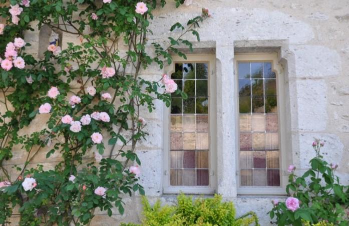 La Marinière en Voyage - jolies fenêtres à Provins