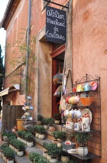 La Marinière en Voyage - boutique à Roussillon