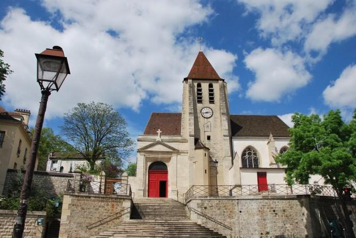 La Marinière en Voyage - village de Charonne