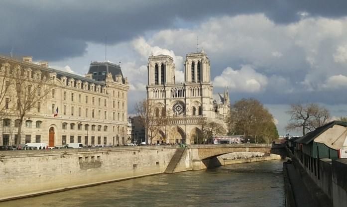 La Marinière en Voyage - Cathédrale Notre Dame de Paris