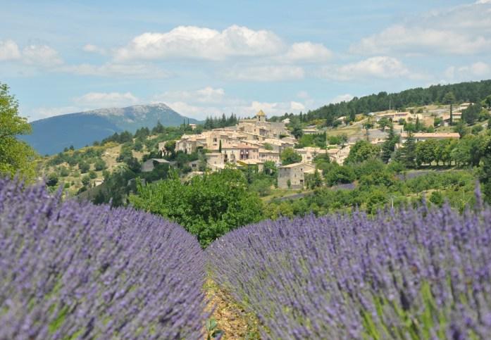 La Marinière en Voyage - village d'Aurel