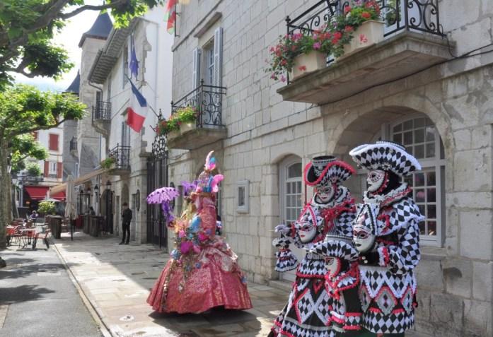 La Marinière en Voyage - costumes à Saint-Jean-de-Luz
