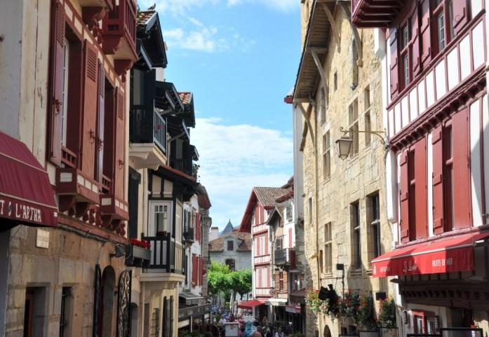 Ruelles de Saint-Jean-de-Luz