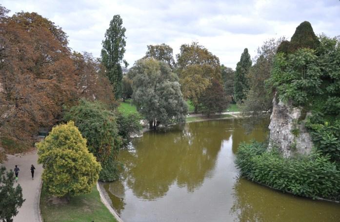 Que faire à Paris en automne - Buttes-Chaumont