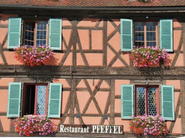 Restaurant à Colmar