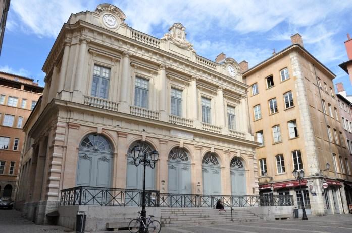 La Marinière en Voyage - Place dans le Vieux Lyon