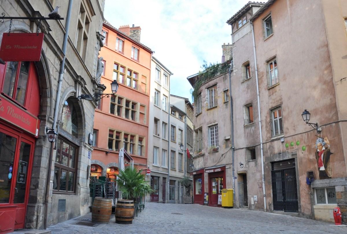 Un week-end à Lyon #1 : le Vieux Lyon