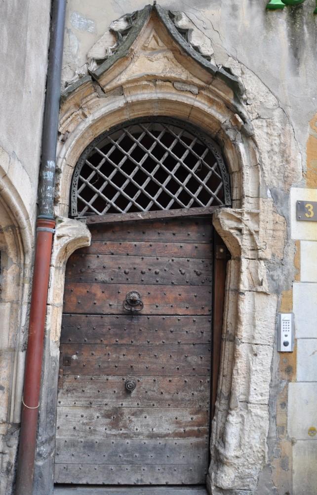 Porte du Vieux Lyon